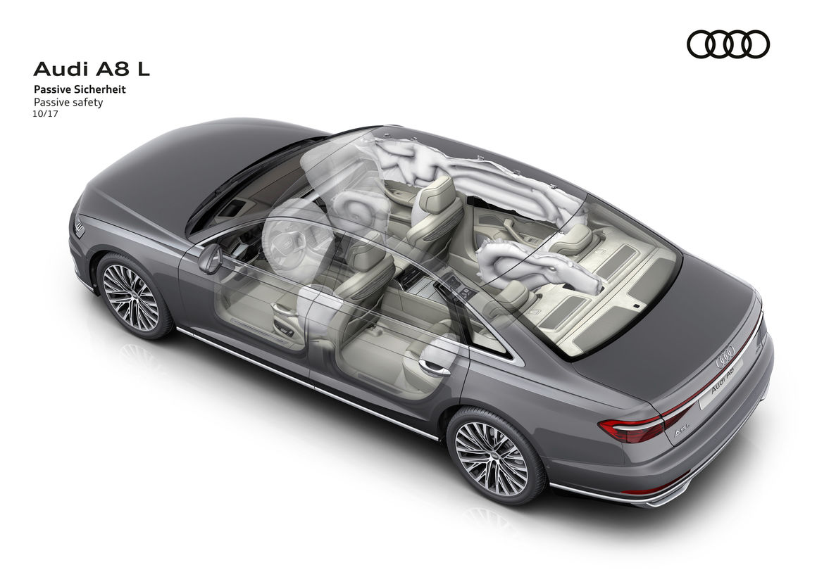 The New Audi A8 Future Of Luxury Class Mediacenter A6 All Lights Meaning Show Album