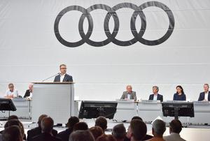 Betriebsrat schafft Rahmenbedingungen für Audi-Zukunft