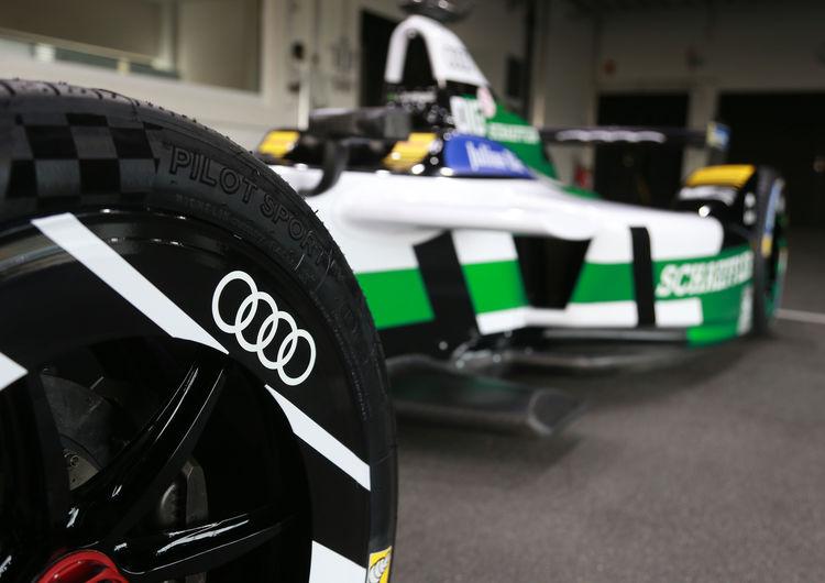 Audi Formula E Team Presentation
