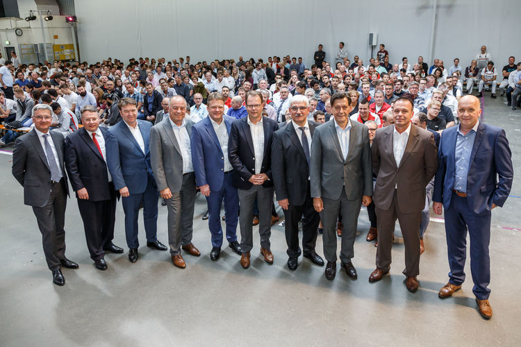 Audi-Betriebsrat Neckarsulm fordert bessere Auslastung am Standort