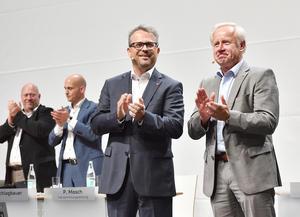 Generationswechsel beim Audi-Betriebsrat