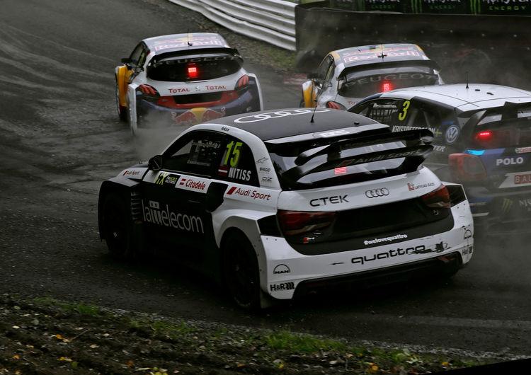 FIA-Rallycross-WM 2017, Germany RX