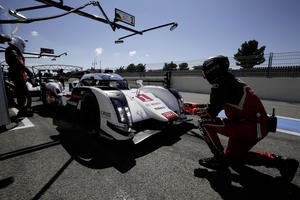 Audi prepares 'men and material' for Le Mans