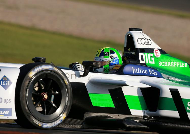 Formel E Test Valencia