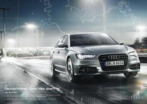 """""""Land of quattro"""": Audi zeigt, wo Allrad zu Hause ist"""