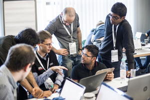Smart Factory Hackathon: coding for Audi's production of the future