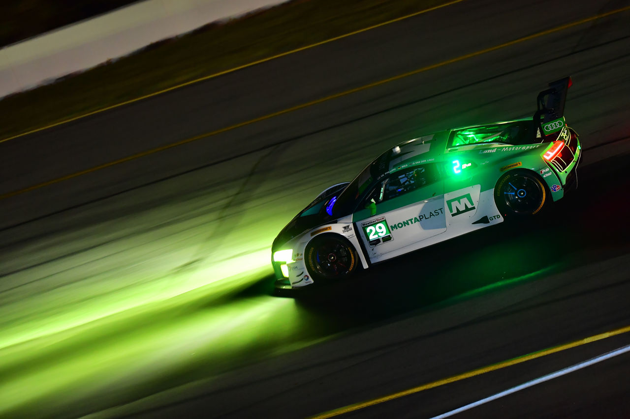 Titles and endurance victory for customer teams of Audi Sport