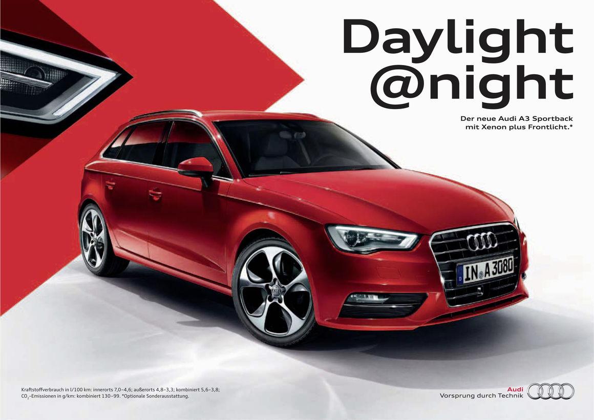 Audi Werbung R 228 Umt Bei Global Effie Awards Ab Audi