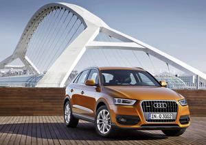 Audi continues double-digit growth in May