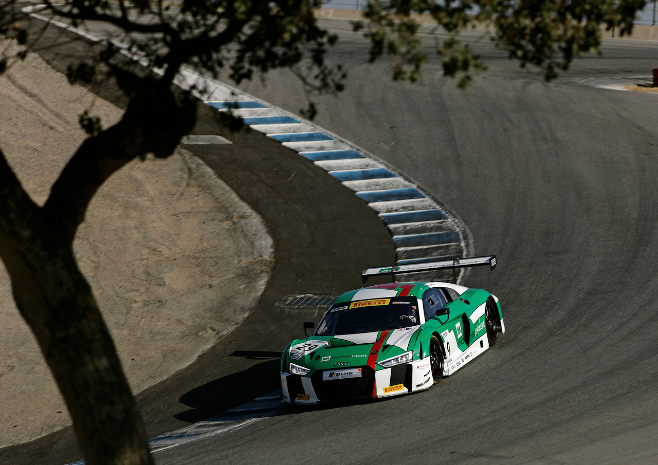Audi wants to defend titles in finale at Laguna Seca