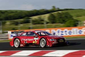 Miguel Molina holt Startplatz drei für Audi