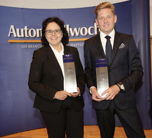 """Top-Beratungsqualität: Doppelsieg für Audi beim """"Automobilwoche Award Autohandel"""""""