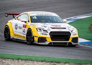 Audi TT cup Race of Legends