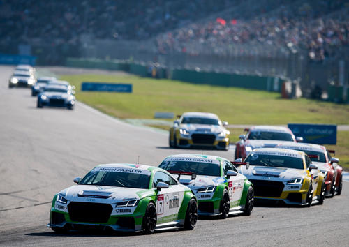 Audi TT cup Race of Legends
