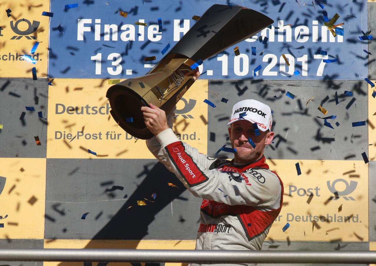 "Audi driver René Rast is the ""ADAC Motorsportsman of the Year"""