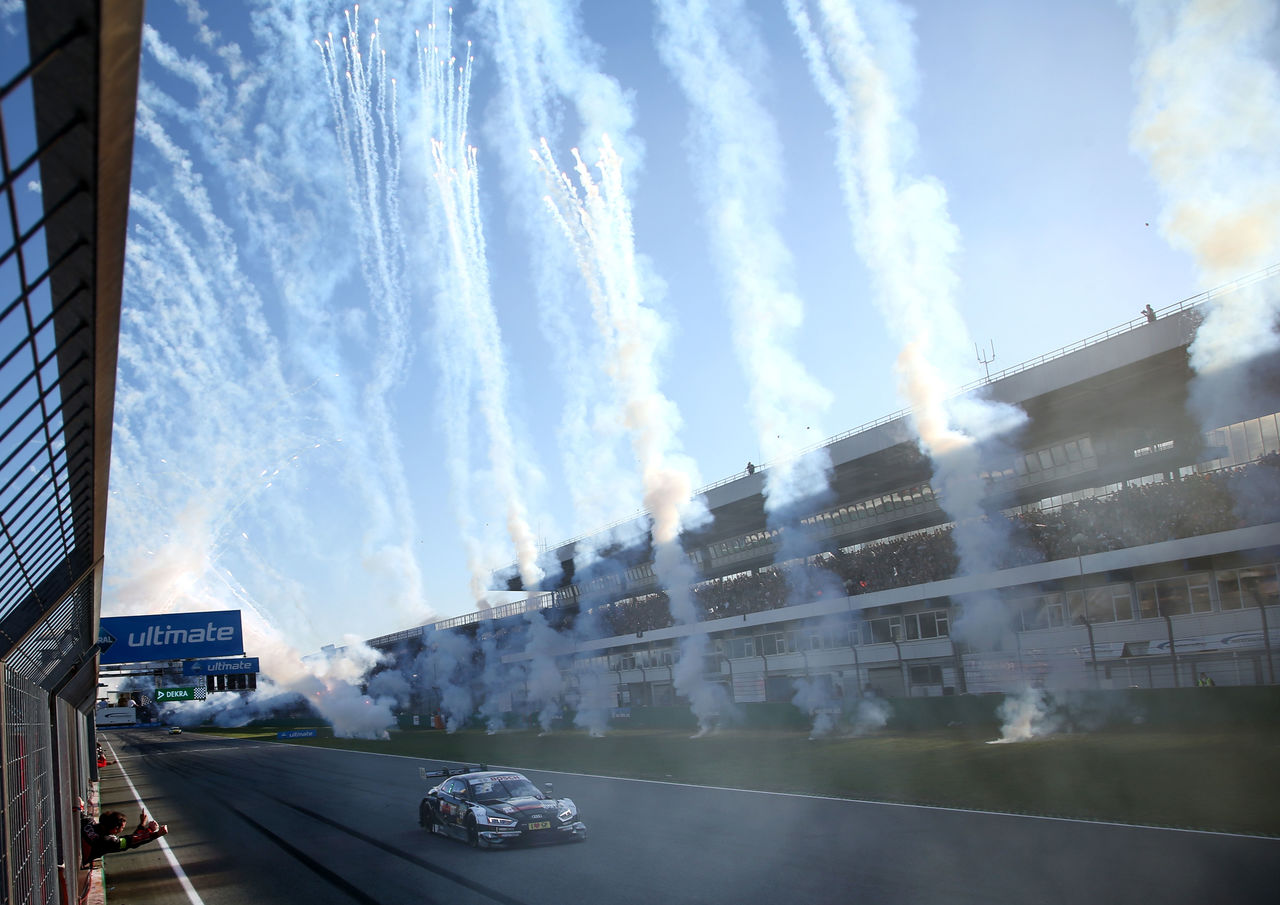 DTM finale Hockenheim: Audi quotes