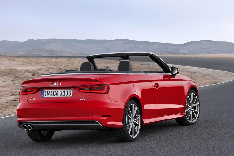 Audi A3 1.4 TFSI ultra:  Sporty economy expert