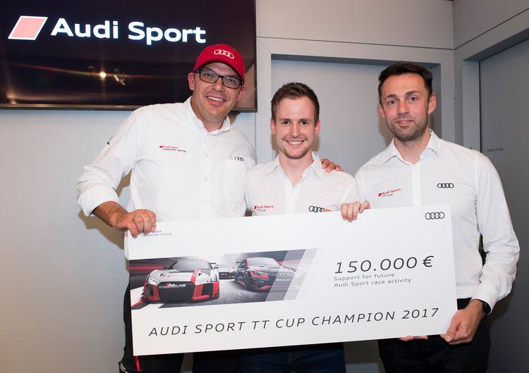Audi Sport TT Cup Hockenheim II 2017