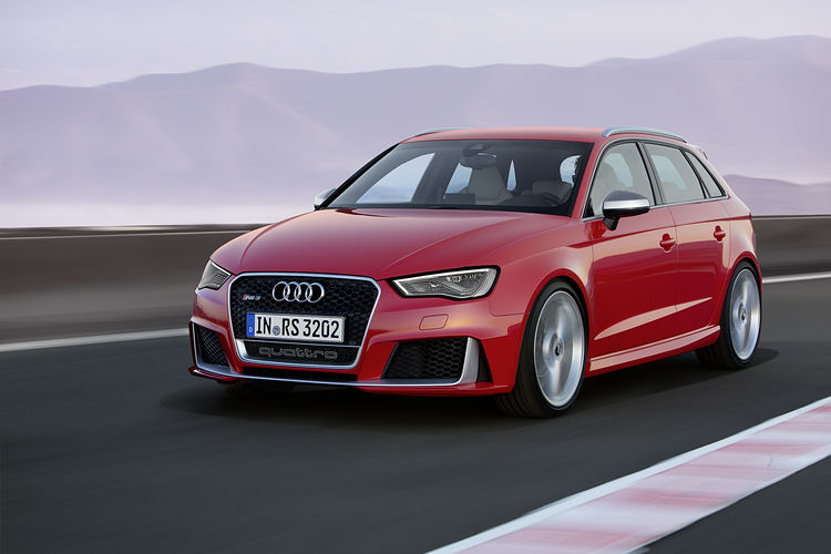 f6ca59d219 Power in compact form – the new Audi RS 3 Sportback
