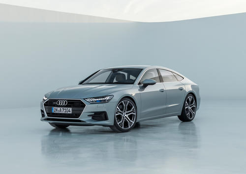 The New Audi A7 Sportback Sporty Face Of Audi In The Luxury Class Audi Mediacenter