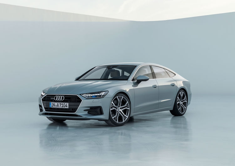 The New Audi A7 Sportback Sporty Face Of Audi In The Luxury Class