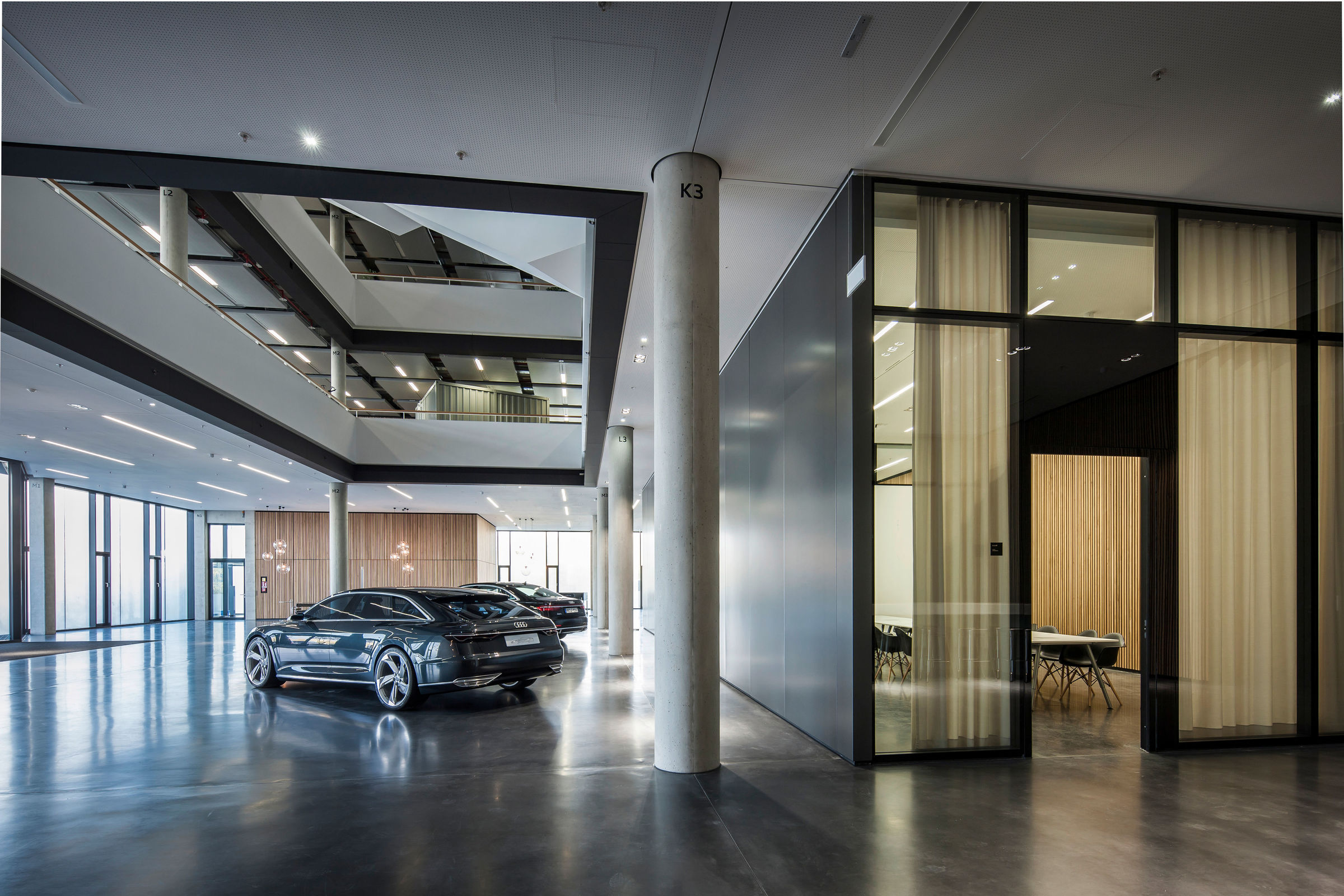 Das neue Audi Design Center