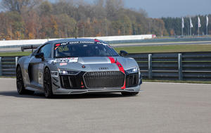 Audi Sport customer racing Test Days 2017
