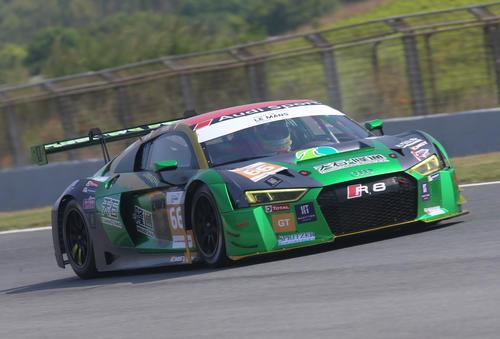Asian Le Mans Series 2017/18