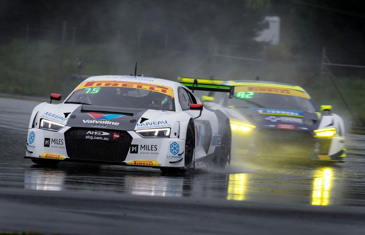 Table lead for Audi drivers in Australia and China