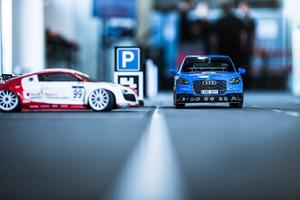 Audi Autonomous Driving Cup 2017: independently and intelligently around the course