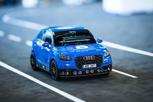 Audi Autonomous Driving Cup 2017: Selbständig und intelligent durch den Parcours