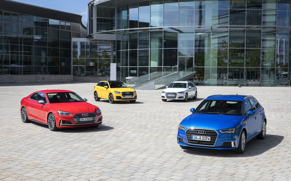 Audi Q Audi A Audi A And Audi A Are Produced At The - Audi a4 coupe