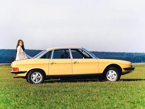Der NSU Ro 80 ist das letzte Automobil mit dem traditionsreichen Namen NSU.