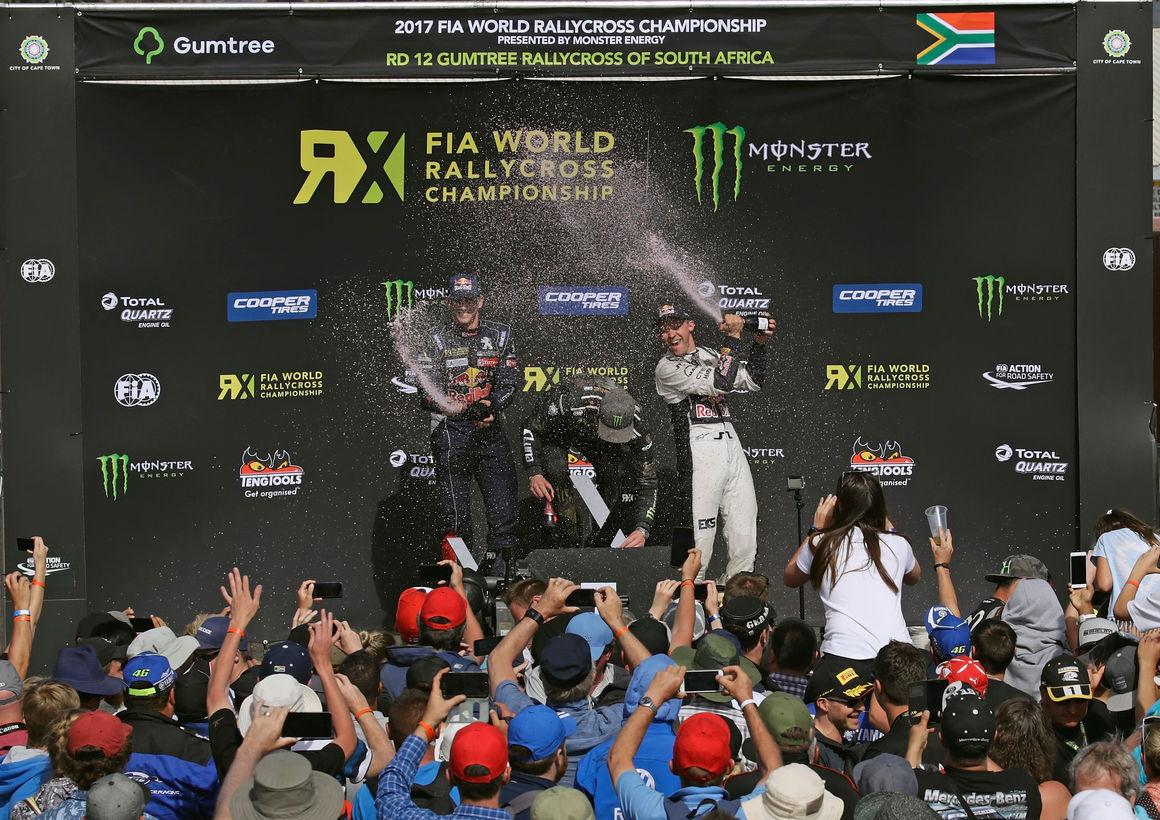 World RX Cape Town 2017