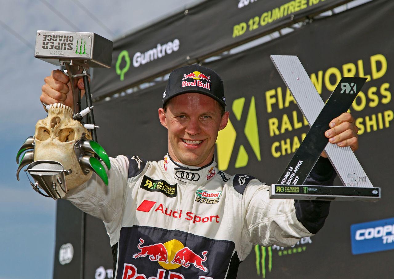 World RX: Ekström Vice-Champion