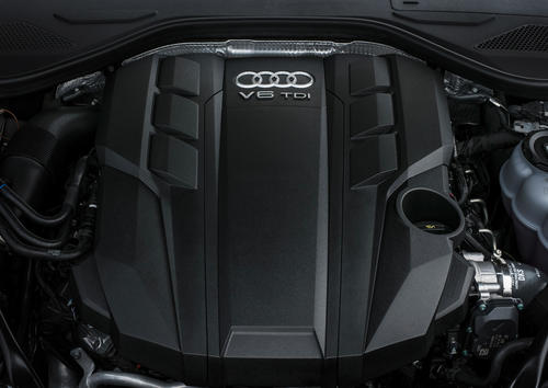 Audi A8 50 TDI quattro tiptronic (210 kW)