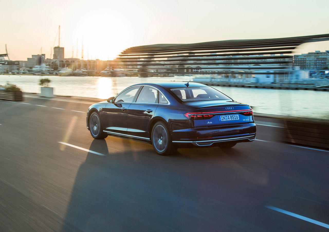New record breaking figure for Audi sales in November