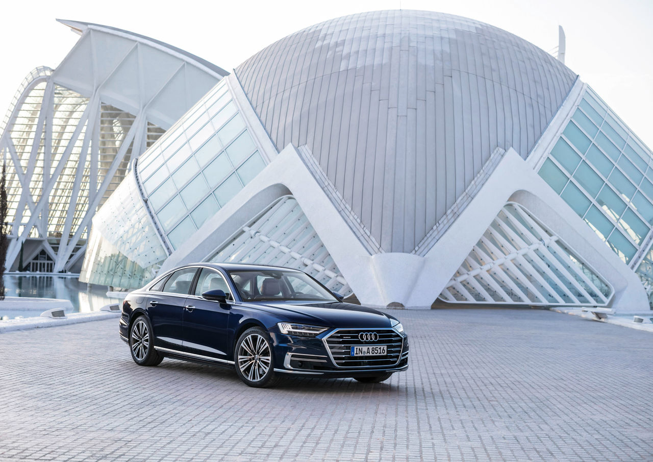 Audi at NIPS: new approaches to AI on the way to autonomous driving
