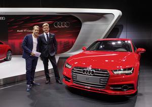 Audi auf der 22. AMI in Leipzig
