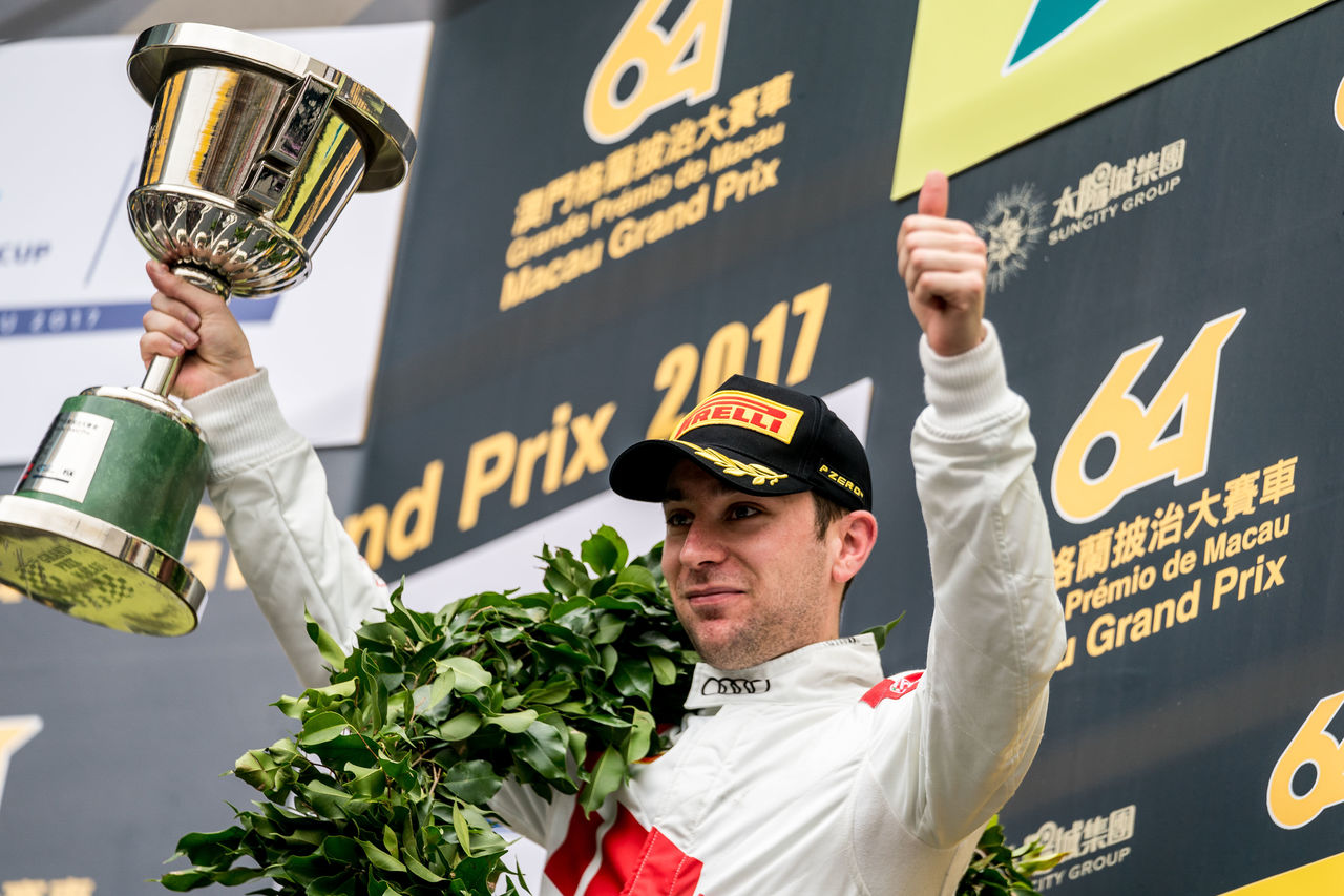 """Audi driver Robin Frijns: """"I have dreamed of the DTM for a long time"""""""