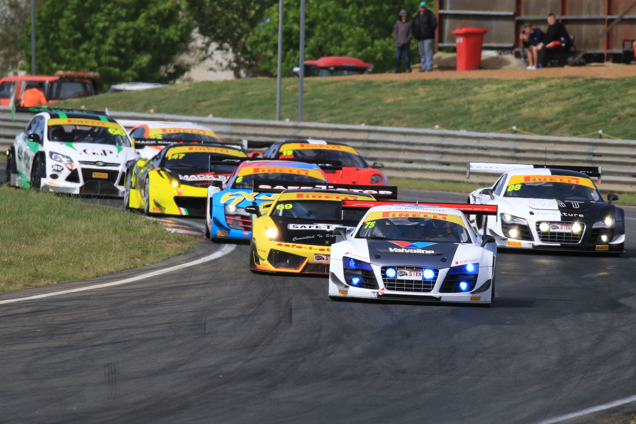 Audi Sport customer racing wins another title in Australia