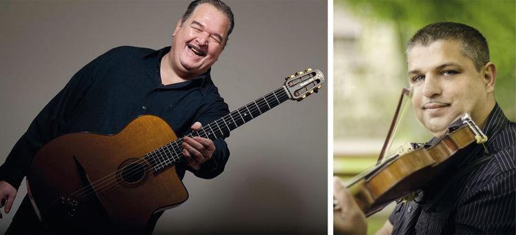 Audi Forum Ingolstadt: Konzert und Kinofilm zu  Jazz-Legende Django Reinhardt
