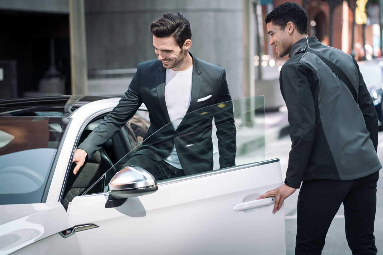 Audi on demand: Premium brand expands mobility offerings