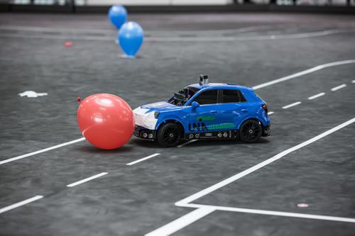 Audi Autonomous Driving Cup 2017