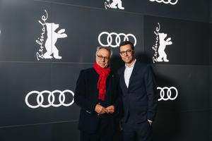 Audi is expecting the 68th Berlinale Saison