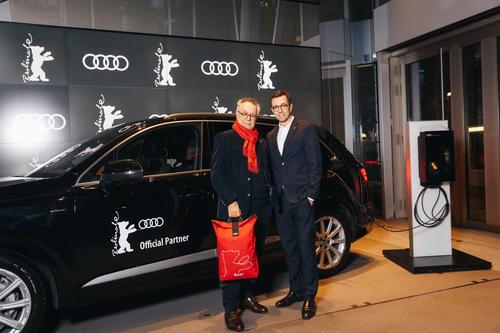 Audi blickt erwartungsvoll auf die 68. Berlinale Saison