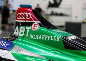 Formel E Vorbereitung Saison 4