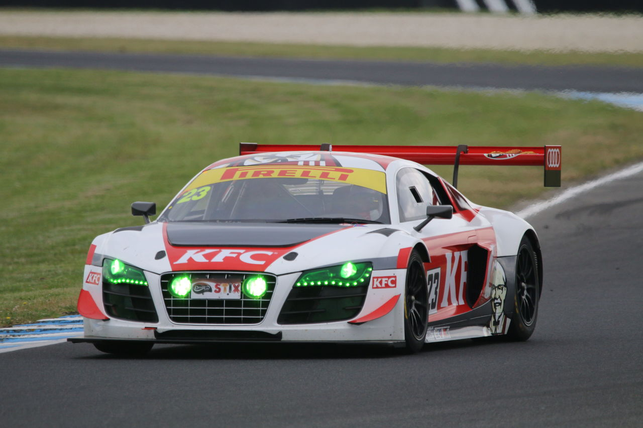 Three victories for Audi Sport customer racing in Australia