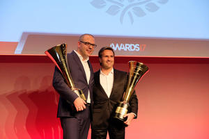 SRO-Preisverleihung 2017