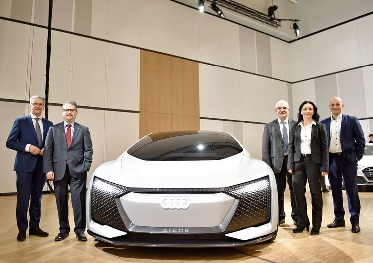 Fit for future: Works Council and Company secure future of Audi together